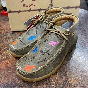 NEW Limited Edition Twisted X Bomber Cactus Mocs